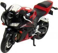 Автомодель 1:12 мотоцикл червоний 31101-15 Honda CBR 600RR
