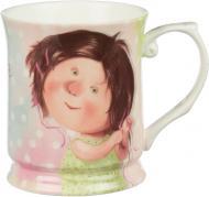 Чашка Девочковые тайны 400 мл 924-059 Gapchinska