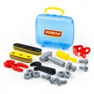 Набір інструментів Полісся Механік 30 елементів (у валізці) 56498