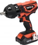 Гайковерт ударний акумуляторний YATO YT-82804