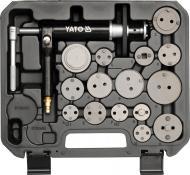 Комплект затискачів YATO гальмівні пневматичні YT-0671