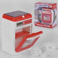 Музыкальная плита для барбекю Small Toys LS820К37 Белый с красным (2-89549A)