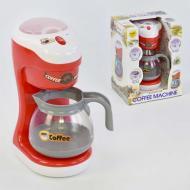 Музыкальная кофеварка Small Toys 3100 Белый с красным (2-71476A)