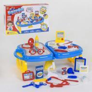 Набор доктора с чемоданом Small Toys 118-53А (2-73979A)