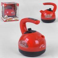 Музыкальный чайник Small Toys 5535-2 Красный (2-89779A)