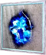 Картина на дзеркалі X7 ZODIAC SAGITTARIUS №1211 67x67 см СЕАПС