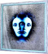 Картина на дзеркалі X7 ZODIAC GEMINI №1201 67x67 см СЕАПС