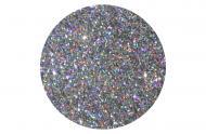 Голографічний блиск срібло Bioplast 15 г
