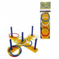 Детская игра для улицы Colorplast Кольцеброс 1-074