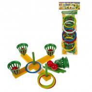 Детская игра для улицы Colorplast Кольцеброс 1-075