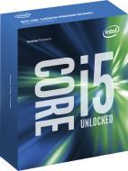 Процесор Intel Core i5-6600K 3,5 GHz Socket 1151 Box (BX80662I56600K)