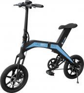 Електровелосипед Neo (gray/blue)