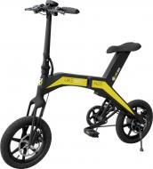 Електровелосипед Neo (gray/yellow)