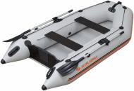 Човен KOLIBRI KM-280.00.02 без пайола світло-сірий