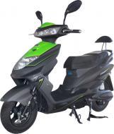 Електроскутер Power Eagle green/black