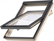 Вікно мансардне VELUX Оптіма 78х118 GZR MR06 3050B нижнє відкривання