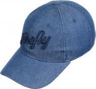 Бейсболка Firefly Latias р. one size голубой 244702-511
