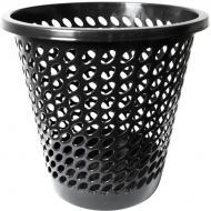Корзина для мусора 10 л черный Box10/black