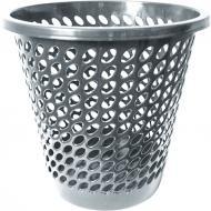 Корзина для мусора 10 л серый Box10/grey