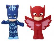 Игровой набор для ванной PJ Masks Кетбой и Совка 121506