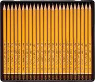 Набір олівців чорнографітних 8В-10Н 24 шт. 1504 Koh-i-Noor