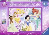Пазли Ravensburger Принцеси 100 елементів 10857