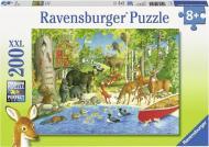 Пазли Ravensburger Лісові мешканці 200 елементів 12740