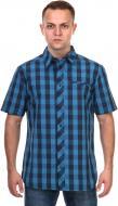 Рубашка McKinley Oliver_SSL 257126-901519 р. S темно-синий