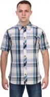 Рубашка McKinley 257126-903005 Oliver_SSL р. XXL серый с синим