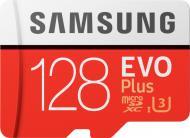 Карта памяти Samsung microSDXC 128 ГБ UHS-I Class 3 (U3) (MB-MC128HA/RU) EVO Plus V2
