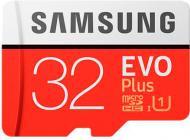 Карта пам'яті Samsung microSDHC 32 ГБ UHS-I (MB-MC32HA/RU) EVO Plus V2