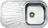 Кухонная мойка Teka STYLO 1B.1D полированная (10107021)