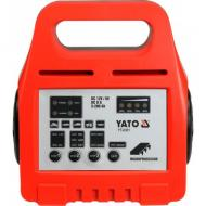 Зарядний пристрій YATO 6/12V 8А 5-200Ah