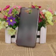 Силиконовый чехол-бампер для DOOGEE X9 mini Серый (1047560328)