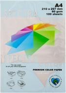 Бумага офисная Spectra Color A4 80 г/м 100 листов Ocean120 голубой