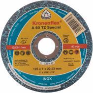 Круг відрізний  по металу  Klingspor  A24 Speсial  125x1,0x22,2 мм 10514