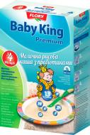 Каша молочная Baby King Premium рисовая с пребиотиками 160 г