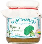 Пюре Marmaluzi из брокколи 125 г