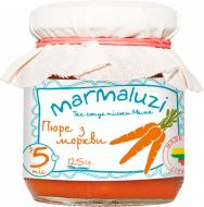 Пюре Marmaluzi з моркви 125 г