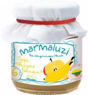 Пюре Marmaluzi Яблуко-банан
