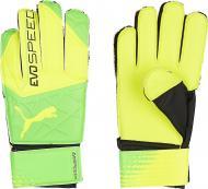 Футбольні рукавички Puma evoSPEED 5.5 4128105 р. 9
