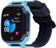 Смарт-часы детские AmiGo GO008 MILKY blue