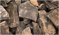 Каміння для сауни Наш шлях Базальт 20 кг