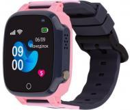 Смарт-часы детские AmiGo GO008 MILKY pink