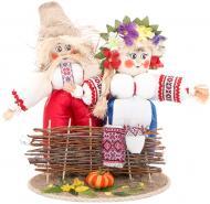 Ляльки інтер'єрні Пара Харківська 25х32 см