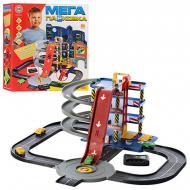 Игровой набор Мега парковка Bambi B 922-7 4 этажа