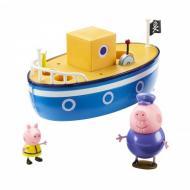 Игровой набор Peppa Pig - МОРСКОЕ ПРИКЛЮЧЕНИЕ (кораблик, 2 фигурки)