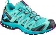 Кроссовки Salomon XA PRO 3D W Blue Cura L40089600 р.5 бирюзовый