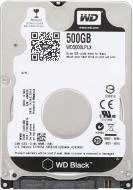 Жорсткий диск Western Digital black 500 ГБ 2,5