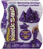 Набір для ліплення піском Wacky-Tivities Kinetic Sand Metallic фіолетовий 454 г 71408Am